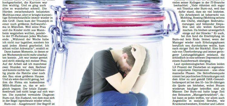 Burn-out: Die Droge Arbeit