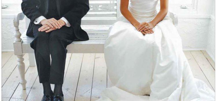 Hochzeitsfettnäpfchen