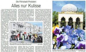 Die Filmstadt Potsdam: Alles nur Kulisse