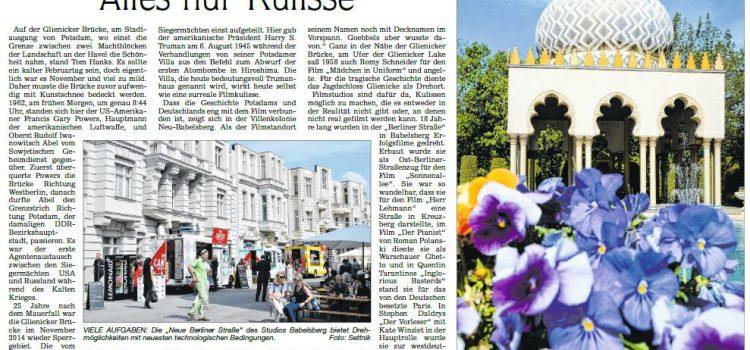 Potsdam für Cineasten