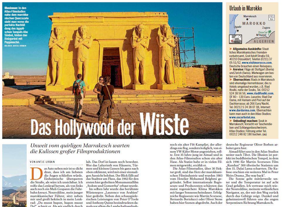 Hollywood der Wüste